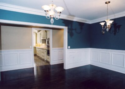 Flooring and Ceiling